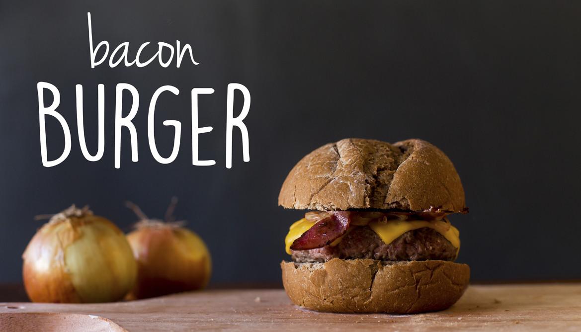 3. Bacon Burger