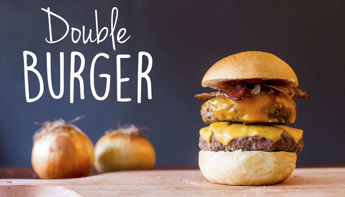 4. Double Burger